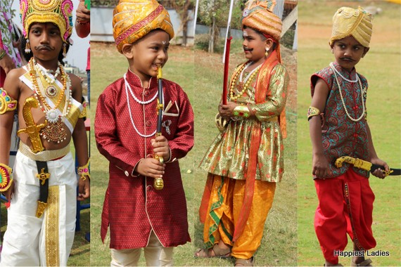 school fancy dress indian maharaja