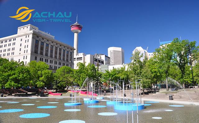 Du lịch Canada thú vị hơn vào mùa hè này5