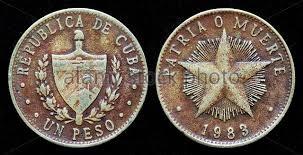 1 Peso - Cuba - 1983