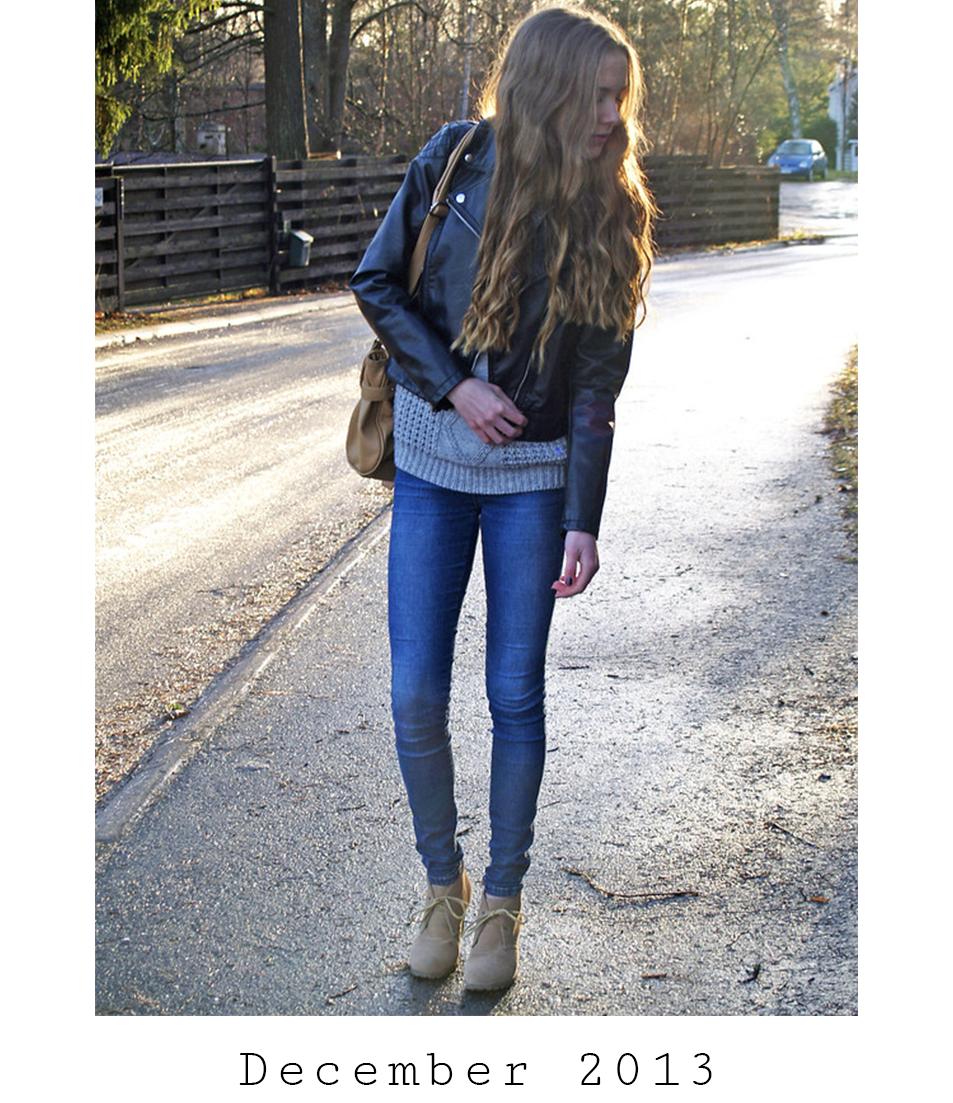 Fashion blogger december outfits - Asukuvarkistot, muotiblogi
