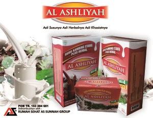 Khasiat Dan Manfaat Susu Kambing Etawa Plus Herbal AL ASHLIYAH