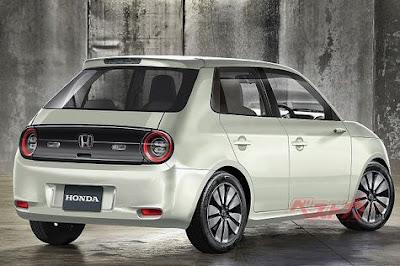 Mobil Listrik Honda Civic, Akan Rilis Maret 2019 Mendatang
