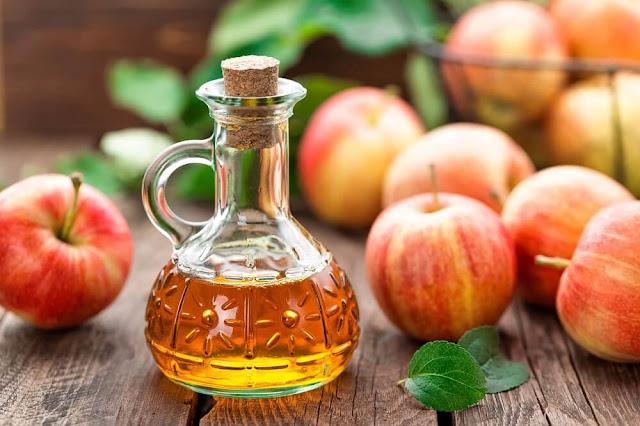 El vinagre de manzana para bajar de peso