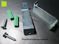 Kleinteile: Stabiler Kistenständer Kastenregal Falschenregal Kastenständer (3 Kasten)