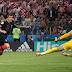 Goles - Croacia 2-1 Inglaterra