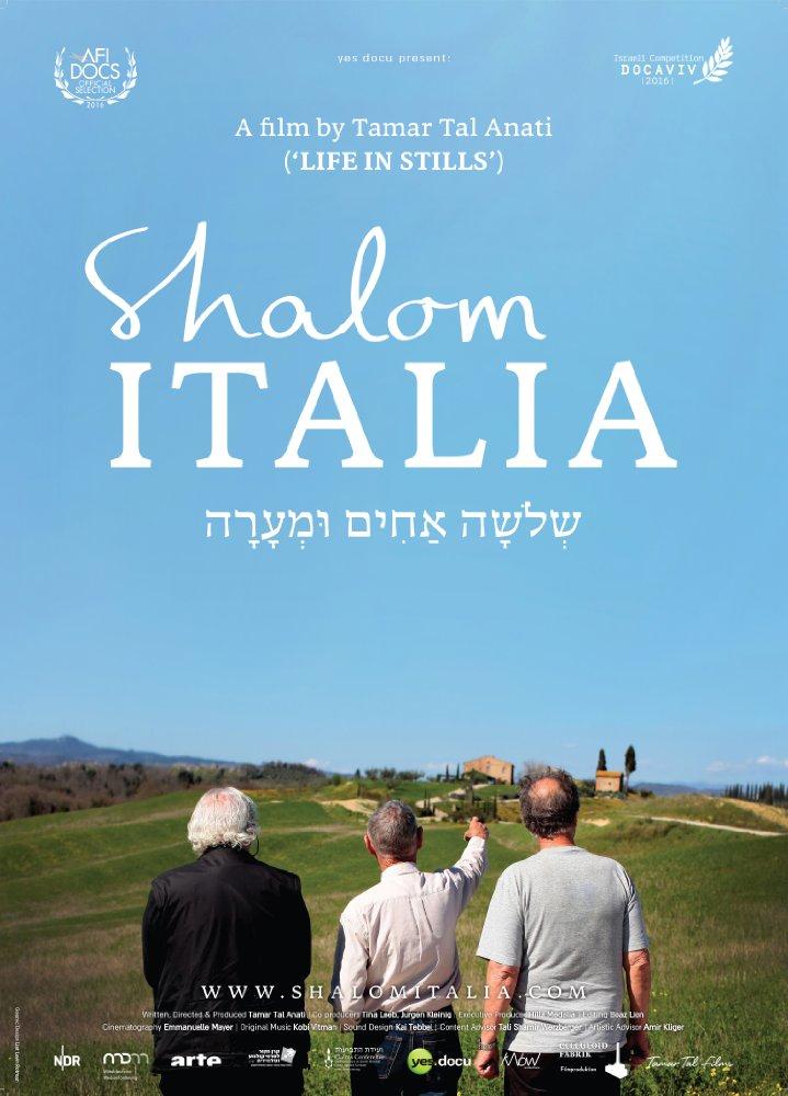 Shalom Italia (2016)