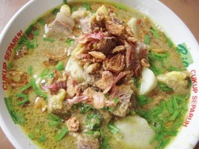 Empal Gentong Cirebon