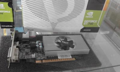 Nvidia GeForce GT 730 Video Card PCI'e
