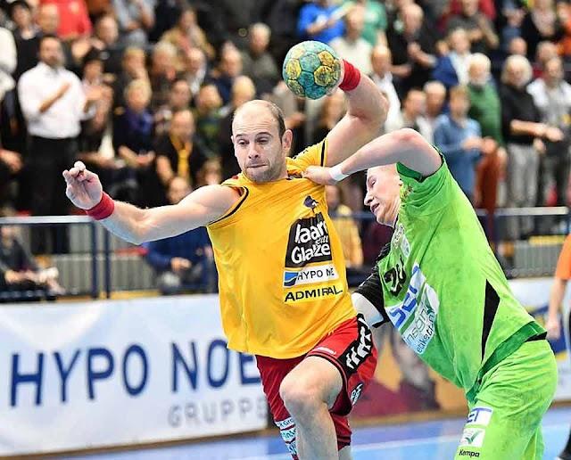Handball: Vlatko Mitkov wechselt nach Bregenz