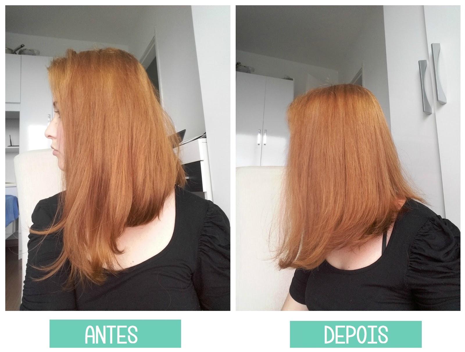 oleo de coco desmaia cabelo