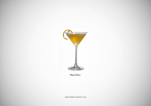 Federico Mauro. Famous Food & Drinks