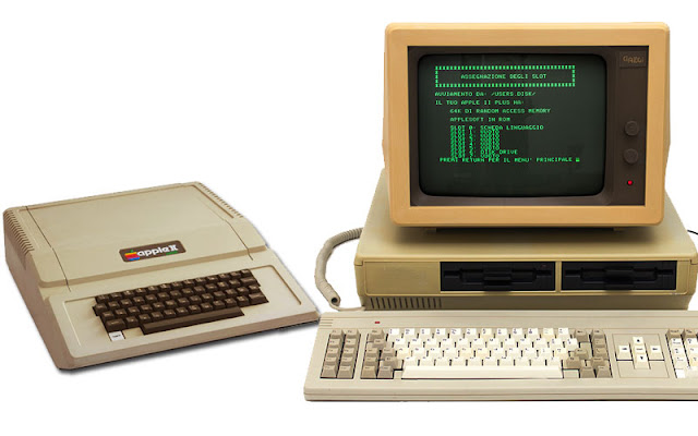 History of the Apple II