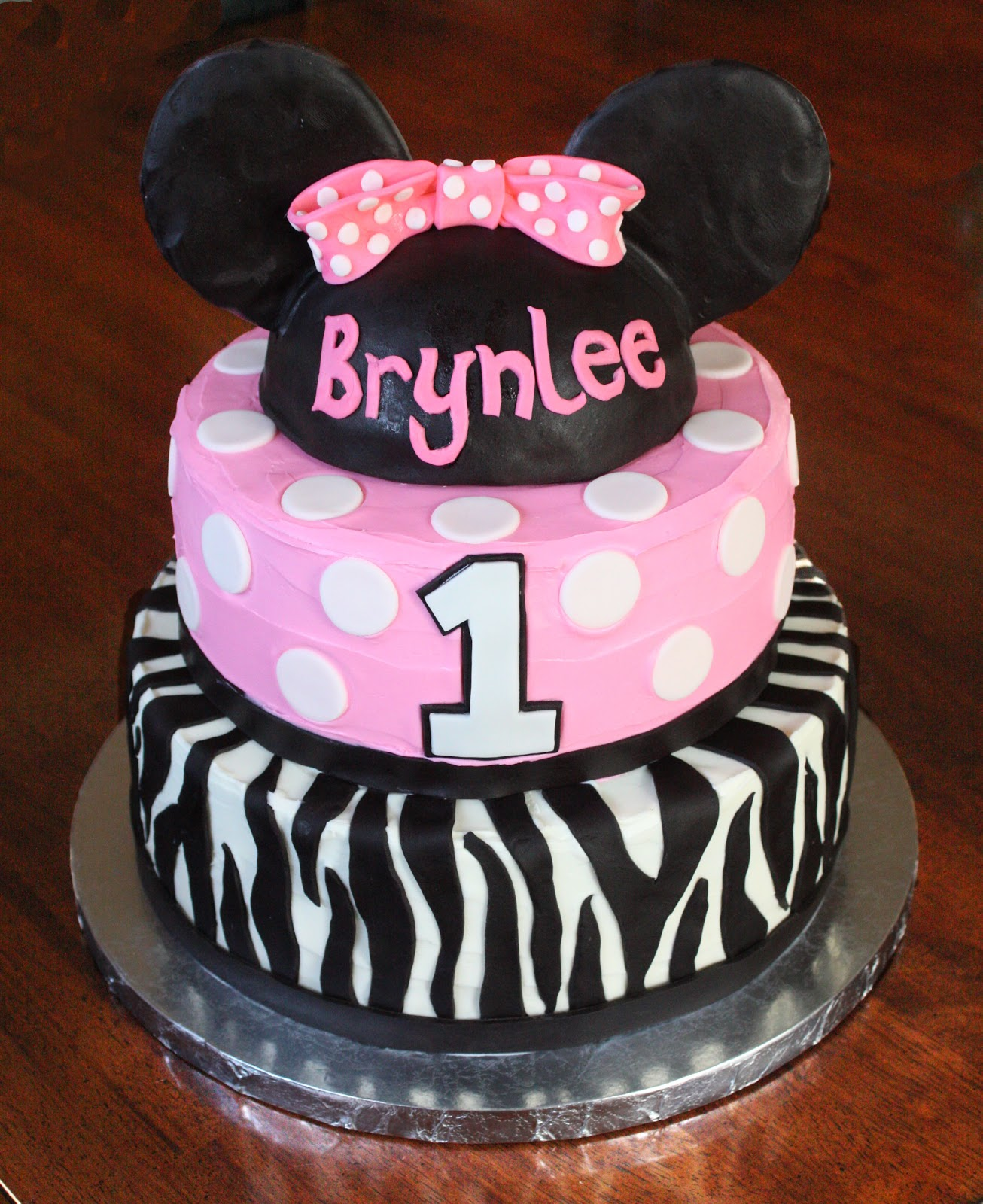 Straight To Cake: Minnie Mouse
