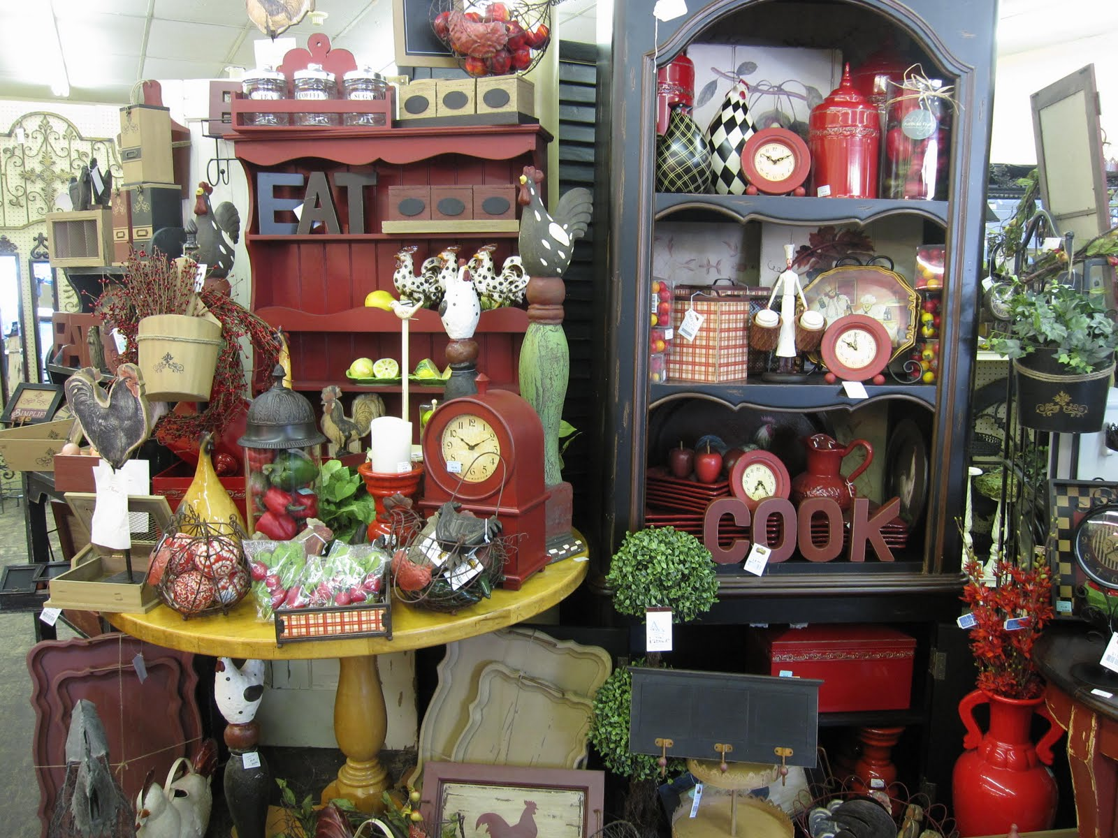 at home decor store