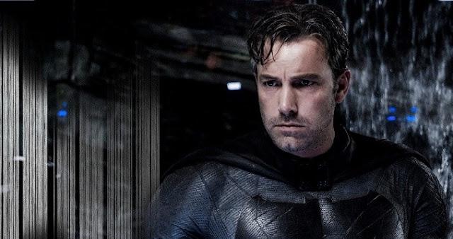 Ben Affleck sobre Flash en La Liga de la Justicia