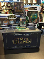League of Legends Limited Ediciton Collector' Box