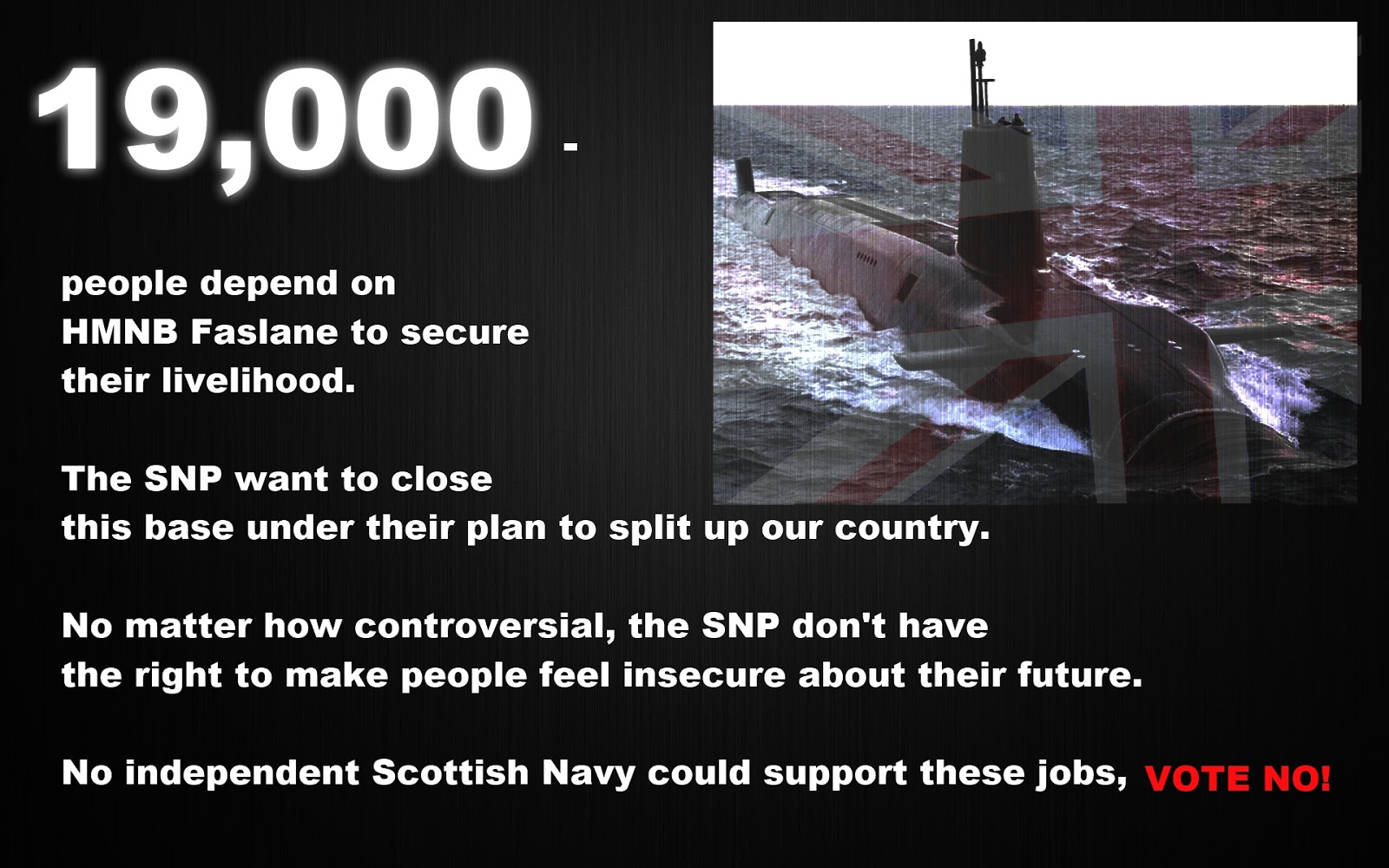 SNP PLAN TO DESTROY SCOTTISH JOBS AND GROW RESENTMENT ...