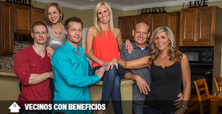 Reality show sobre los swingers