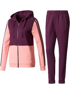 Trening dama mov cu roz Adidas cumpara aici