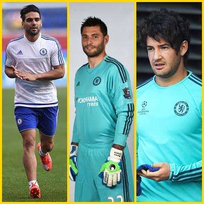3 pemain ini resmi tinggalkan Chelsea