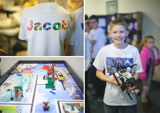 First Lego League - Moscow Charter School - Robotics Class