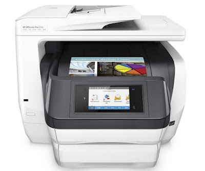 HP OfficeJet Pro 8740 Printer Review - Free Download Driver