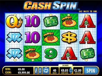 Jucat acum Cash Spin Online