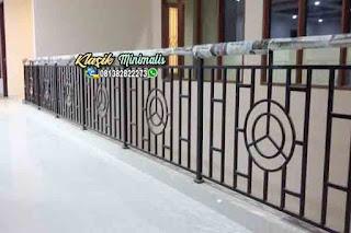 Railing Tangga Balkon Klasik Minimalis