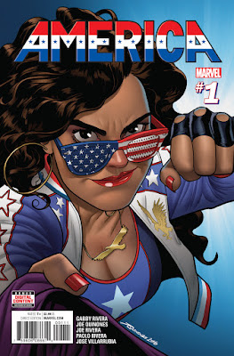marvel america #1