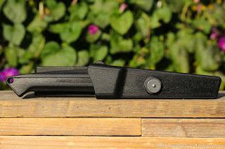Sanrenmu S708  with Sandvik 12C27 blade