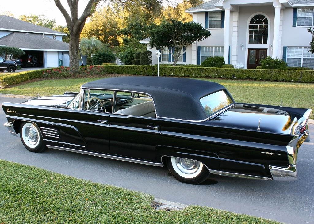All American Classic Cars: 1960 Lincoln Continental Mark V ...