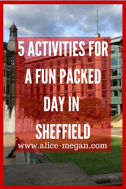 Top 5 Activities for a Fun Packed Day in Sheffield