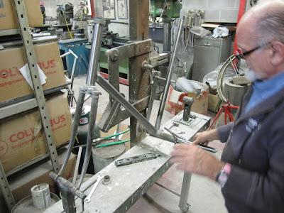 Pelizzoli Italian frame