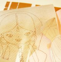 Calcar dibujos en galletas GALLETAS DE MANTEQUILLA
