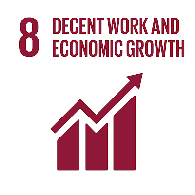 Sustainable Development Goal 8. Promote sustained, inclusive and sustainable economic growth, full and productive employment and decent work for all