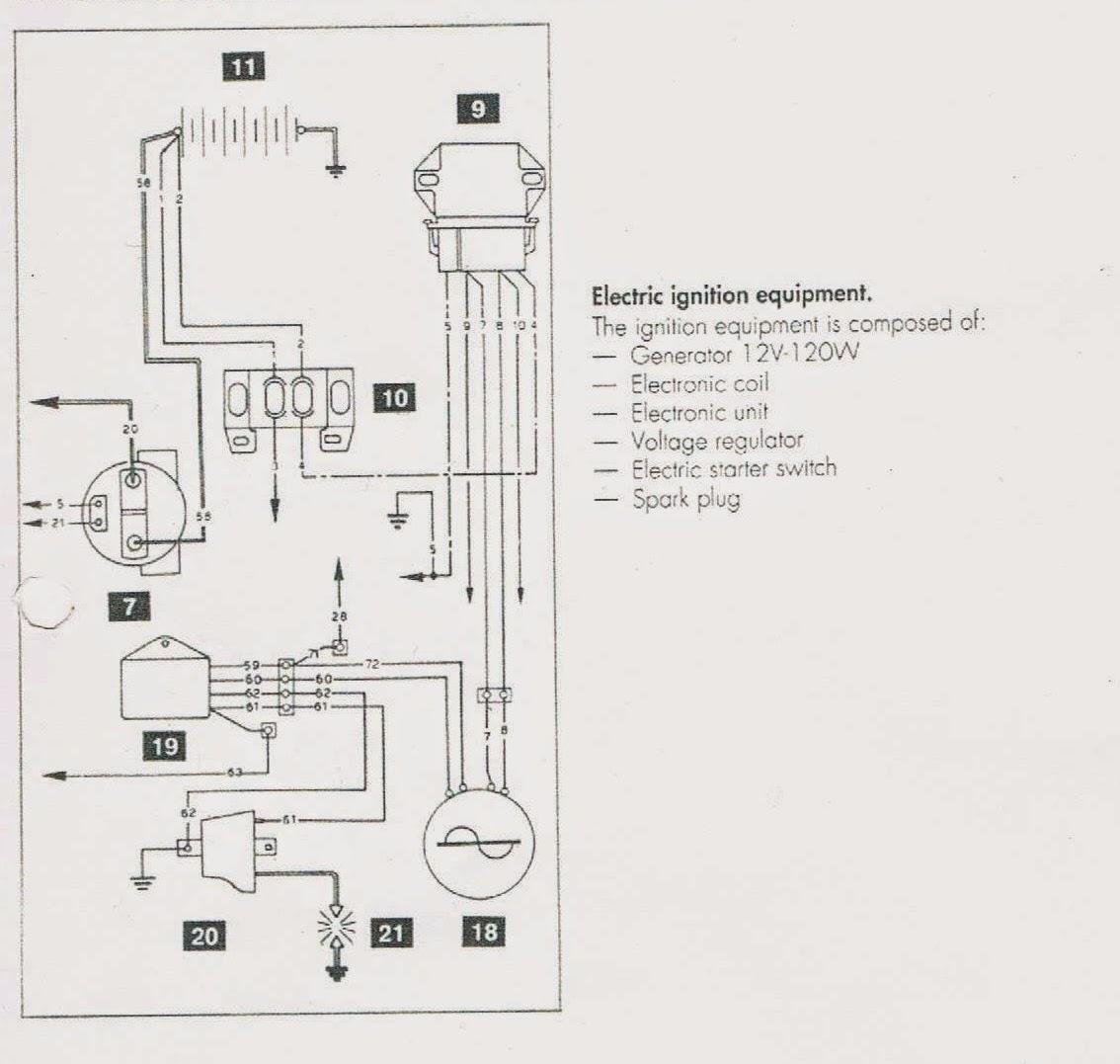 cagiva mito 125   cagiva mito electronic ignition system