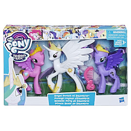 MLP Royal Ponies of Equestria Princess Luna Brushable Pony