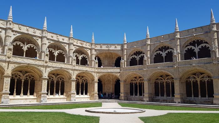 Mosteiro dos Jerórimos, Lisboa
