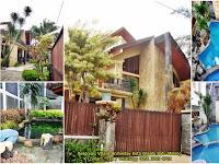 Villa Fasilitas Kolam Renang | Villa Parikesit Batu Malang