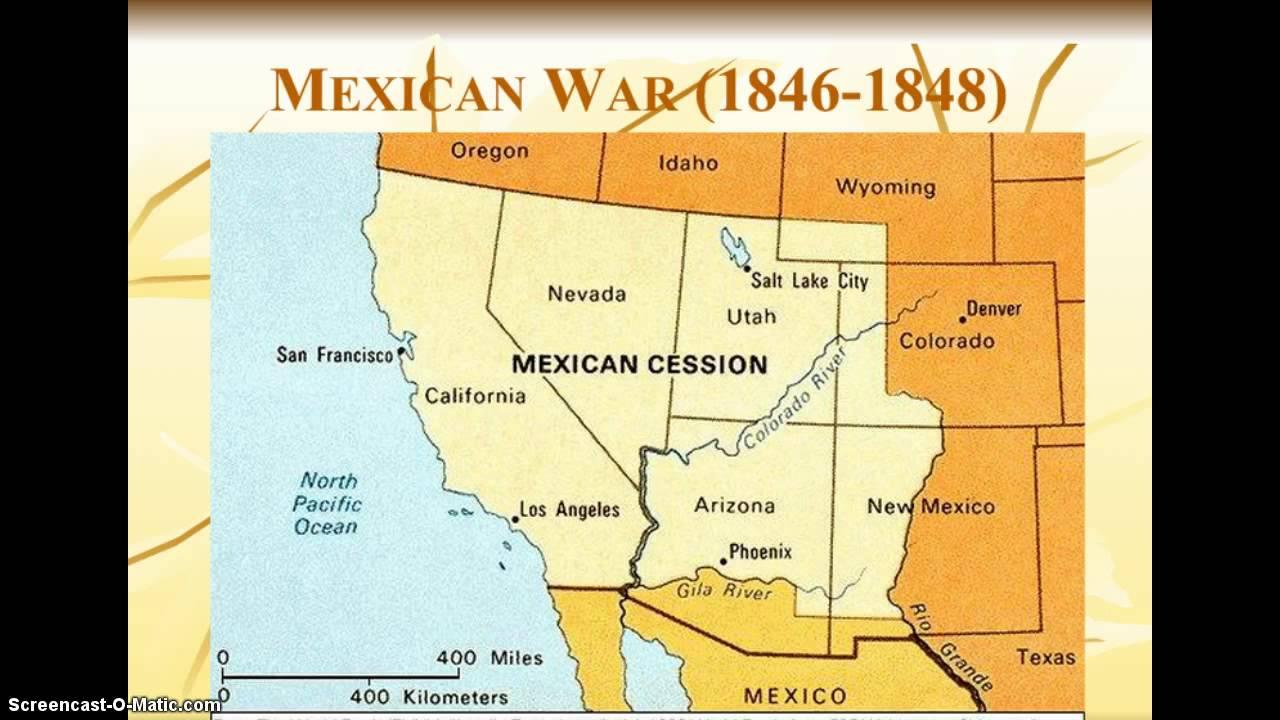 Duners Blog SEPT THE FORGOTTEN TREATY OF GUADALUPE HIDALGO - Guadalupe hidalgo on us map