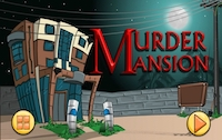 NsrGames Murder Mansion Escape 1 Walkthrough