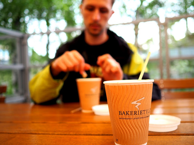 Káva, pekařství, Lom, Bakeriet, dobrota