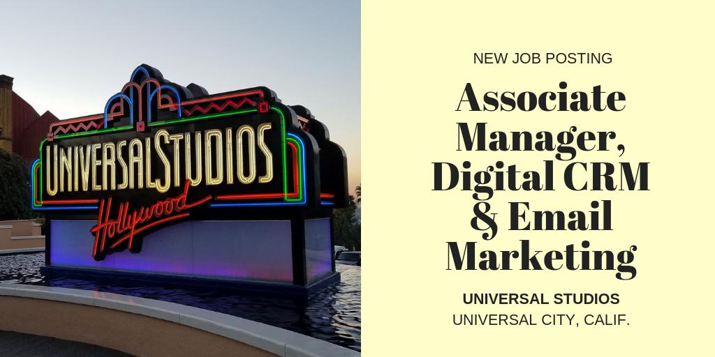 Email Marketing Jobs: September 2018