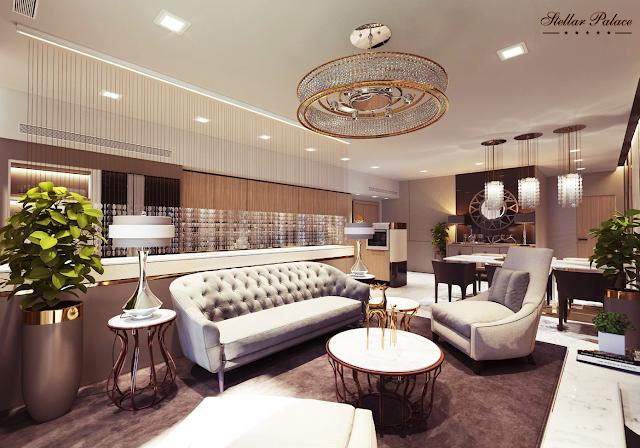 Thiết kế căn hộ chung cư Stellar Palace