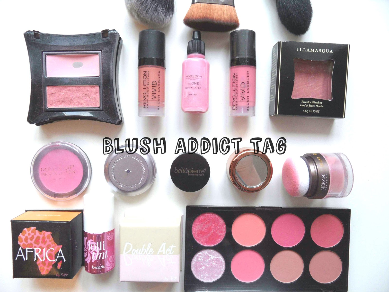 Eyelinerflicks Blush Addict Tag,