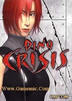 Dino Crisis 1 Game Cover
