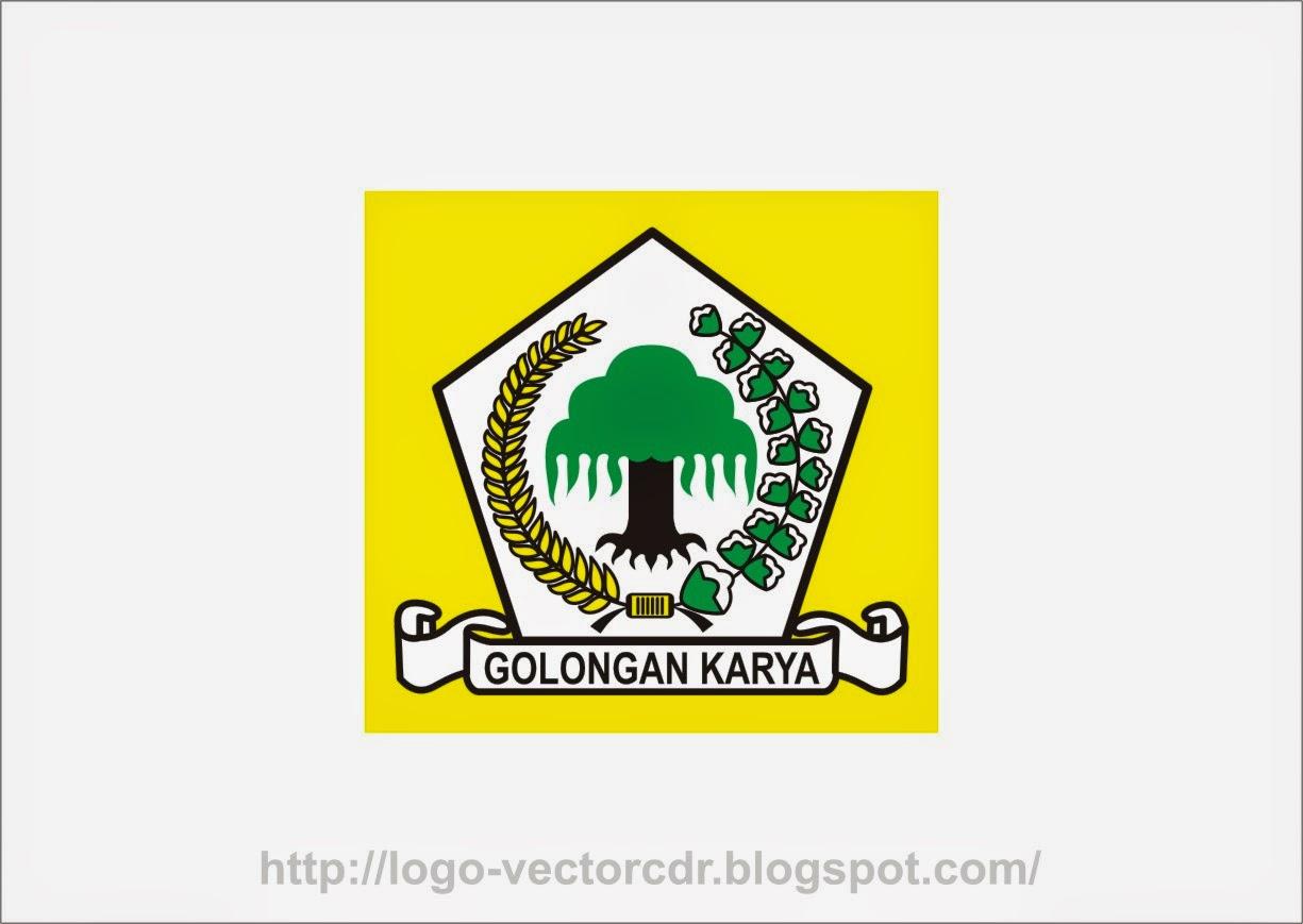 Partai Golkar Logo Vector download free