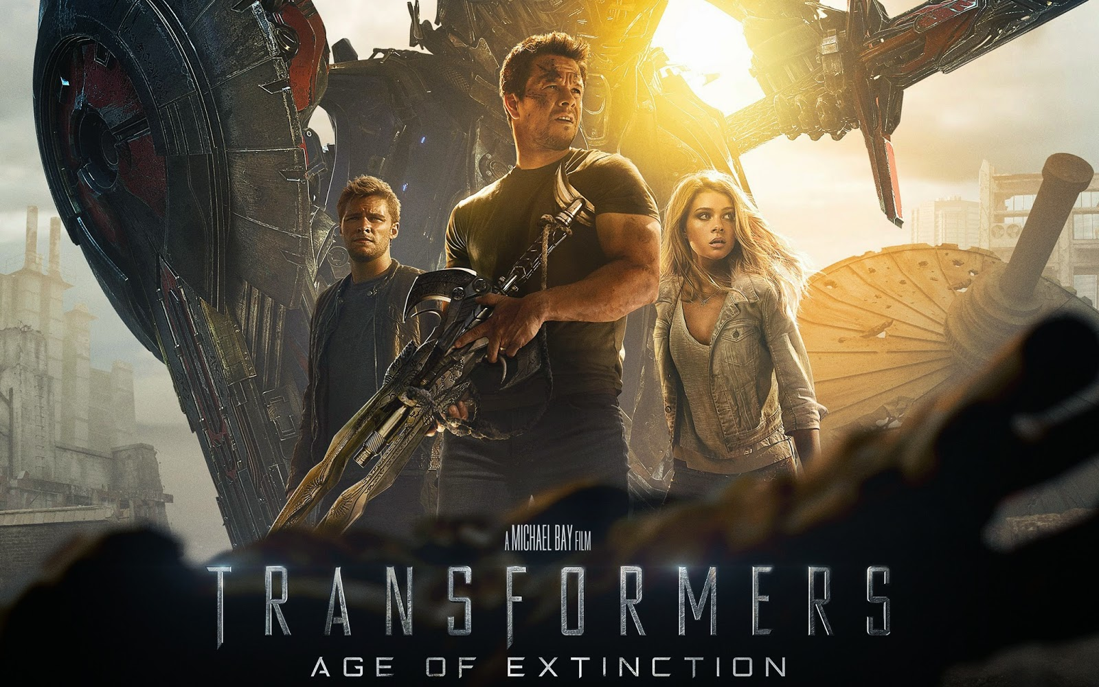 CGI orgasm | Transformers: Age Of Extinction Review.