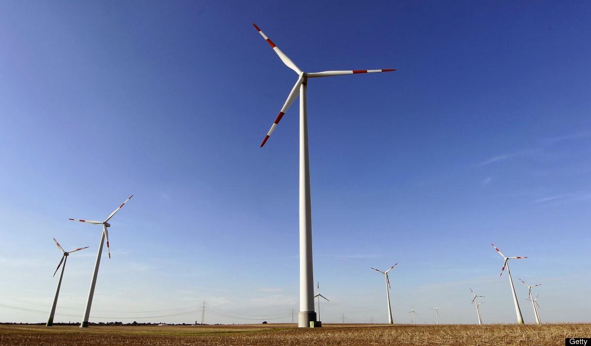 wind turbines rhode island images