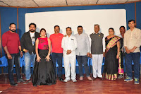 Police Power Movie Trailer Launch Event in Hyderabad